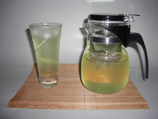 水出し釜炒り茶 ティーバッグ